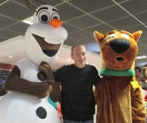 scoubidou + Olaf